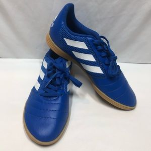 Adidas Ace 17.4 Indoor Soccer Shoes Size 4